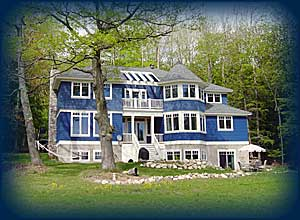 Episcopo Home Construction, Harbor Springs, Michigan